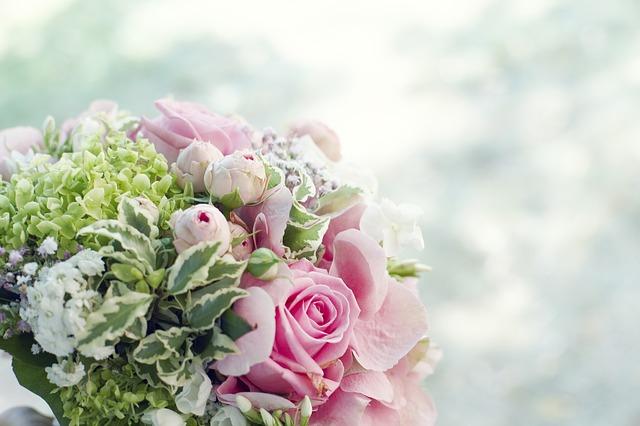 kytice na svatbu