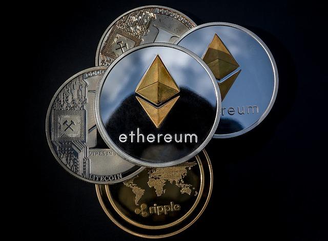 známe ethereum