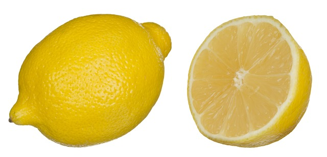 jeden a půl citronu